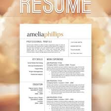 Resume Examples Pinterest 60 Best Modern Resume Templates Images On Pinterest Cv Template 19