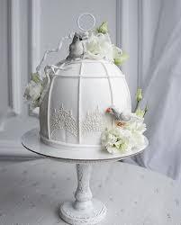 15 Wedding Cake Bertema Rustic Yang Bikin Para Tamu Terkesima Keren