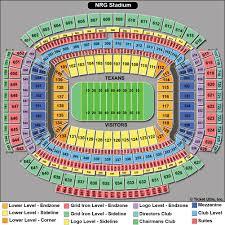 Houston Reliant Stadium Seating Chart Rare Hlsr Seating Reliant Seating Chart Ncaa Houston Rodeo