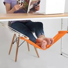 2018 foot hammock mini feet rest stand desk footrest hamac hangmat with for under ideas 6