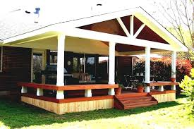 small covered patio ideas outdoor covered deck decorating ideas patio lighting concrete wall covering cover outdoor