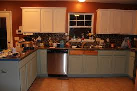 endearing painting kitchen cabinets chalk paint and chalk painted kitchen cabinets 2 years later our storied