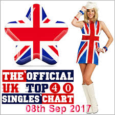 Download The Official Uk Top 40 Singles Chart 08th Sep 2017