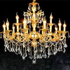 terrafic gold crystal chandelier gold chandelier home depot antique led candle lamps hanging light