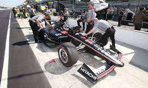 Penske Ecr Top Tuesday Practice Charts At Indy Racer