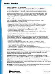 Universal Lighting Technologies Canada 118604 Catalog