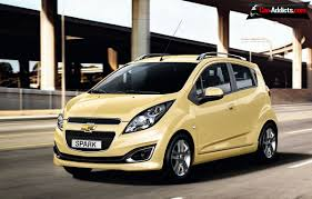 2012 Paris Motor Show: 2013 Chevrolet Spark Facelift - wallpaper ...