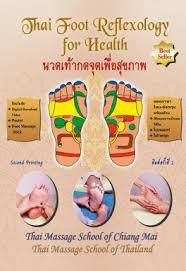 Thai Foot Reflexology Chart Thai Foot Stick Massage Reflexology Massage Chart English Francais Deutsch Japaness