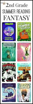 2nd grade summer reading list look on this post for funny realistic and