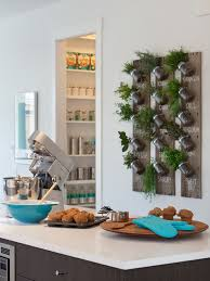 hanging living room and vancouver kitchen design. example of a trendy kitchen design in vancouver with flat-panel cabinets hanging living room and