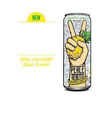 Happy & Refreshing <b>Iced Tea</b> | Peace Tea®
