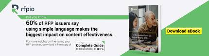 How To Create A Great Rfp Response Process