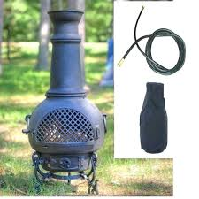outdoor metal fireplace blue rooster model charcoal color propane gas outdoor metal fireplace with ft gas