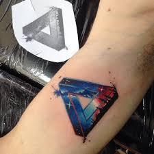 Watercolor акварельные татуировки Adrian Bascur 50 фото онлайн