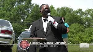 """McKenzie's Funeral Home Robert J """"Bobby"""" Ellington, Jr - YouTube"""