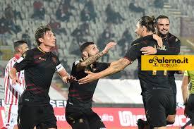 Salernitana imbattuta, a Vicenza è 1-1