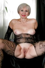 Woman over 80 nude