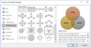 How To Add A Venn Diagram In Word How To Create A Venn Diagram In Powerpoint Microsoft