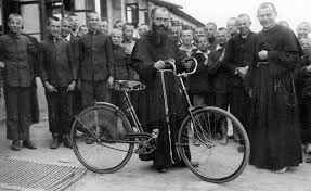 Image result for Photo of st.Maximilian Kolbe as editor
