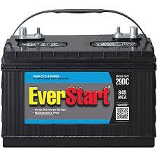 Everstart Lead Acid Marine Battery Group 29dc Walmart Com