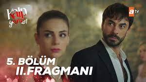 """Kalp Yarası 5. Bölüm 2. Fragmanı   """"Evliliğimiz gerçek değil"""" - YouTube"""