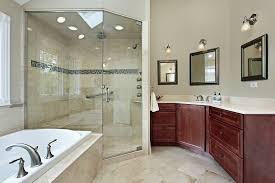 master bathroom corner showers. Master Bathroom Corner Showers