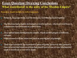 muhammad and the rise of islam ppt video online  39 essay
