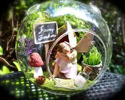 fairy garden terrarium. Delighful Garden Fairy Garden Terrarium  8 With R