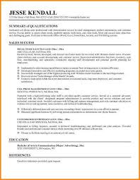 10 Resume Professional Summary Happy Tots