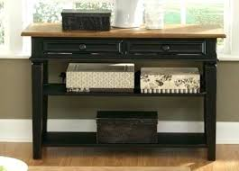 Surprising Sofa Tables With Storage Modern Table Long Behind Console