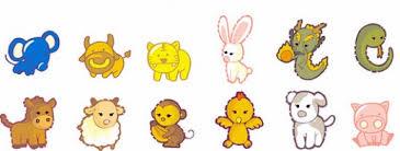Chinese New Year Animals Chinese Zodiac A Great