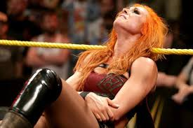 She would keep the title for 192 days before dropping it to bayley at takeover: Tap Or Snap Breaking Down Becky Lynch Vs Sasha Banks Instant Classic At Nxt Takeover Unstoppable Cageside Seats