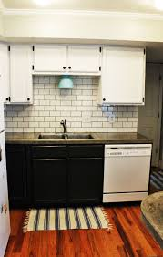 Replacing Kitchen Tiles How To Install A Subway Tile Kitchen Backsplash