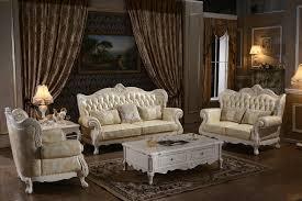 Living Room Furniture European Style Interior Design