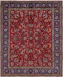 Persian rugs Large Esalerugs Red 10 12 Tabriz Persian Rug Persian Rugs Esalerugs