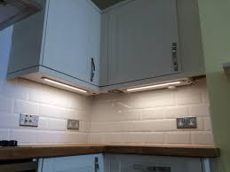 under cupboard kitchen lighting. LED Slimline Under Cupboard Lights Installed By DBD Electrical, Electricians In Bath Kitchen Lighting T