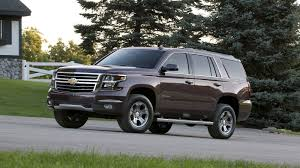2015 Chevrolet Tahoe Z71 Review - Top Speed