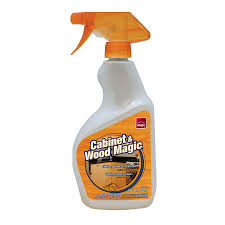 Cabinet Magic Cleaner Shop Magic 24 Oz Cabinet Wood Cleaner At Lowescom