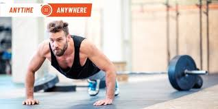 this bodyweight circuit will make your muscles pop in just 20 minutes
