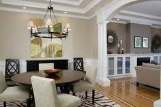 painting adjoining rooms different colorsPaint Colors Living room Benjamin Moore Mesa Verde Tan flat