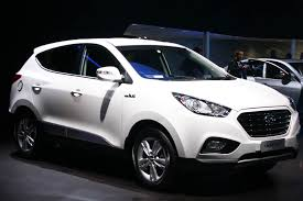 new car release 20152015 Hyundai Tucson Fuel Cell Changes  Future Cars Models