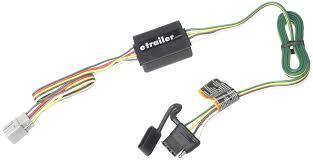 compare weathertech custom vs t one vehicle wiring etrailer com tekonsha custom fit vehicle wiring 118336