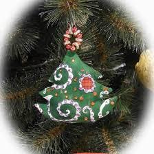 Nähanleitung Weihnachtsbaumanhänger Rose Decoration Das