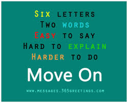 Quotes About Moving On After A Break Up Tagalog Image Quotes About