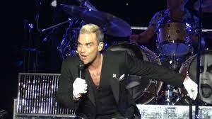 Robbie Williams - Swing Supreme (Live in Belgrade - Ušće, 17.06.2015) FIRST  ROW - YouTube