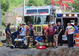 Port Jervis mayor: Construction worker in 'stable' condition after accident  - News - recordonline.com - Middletown, NY