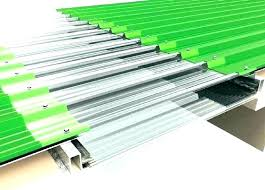 polycarbonate roofing installation roof panels clear corrugated greenhouse sheets clear roofing panel installation