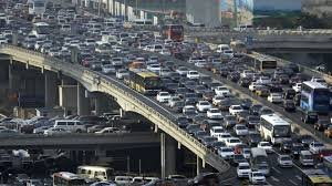 beijing still struggling to deal traffic congestion south  zhang