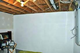 way to finish basement walls interior cinder block wall covering est a cover ways without
