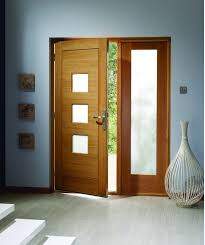 front doors with side panelsExternal Doors and Sidelights  Oakwood Doors and Spray Finishes